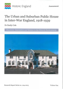 The Urban and Suburban Public House in Inter-War England, 1918-1939 large image 1