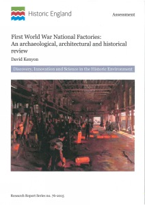 First World War National Factories large image 1