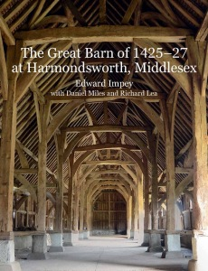 The Great Barn of 1425-7 at Harmondsworth, Middlesex large image 1