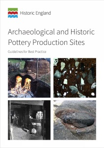 Archaeological and Historic Pottery Production Sites large image 1