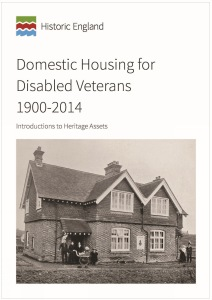 Domestic Housing for Disabled Veterans 1900-2014 large image 1