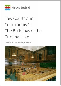 Law Courts and Courtrooms 1: The Buildings of the Criminal Law large image 1