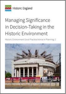 Managing Significance in Decision-Taking in the Historic Environment large image 1