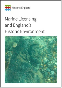 Marine Licensing and England's Historic Environment large image 1