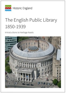 The English Public Library 1850-1939 large image 1