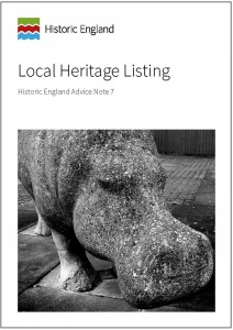 Local Heritage Listing large image 1