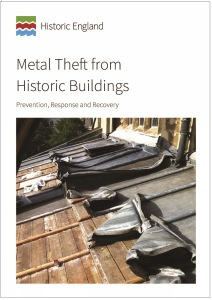 Metal Theft from Historic Buildings large image 1