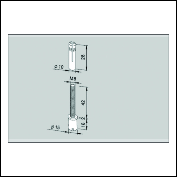 DORMA GLASS: Accessories for Toughened Glass thumbnail image 1