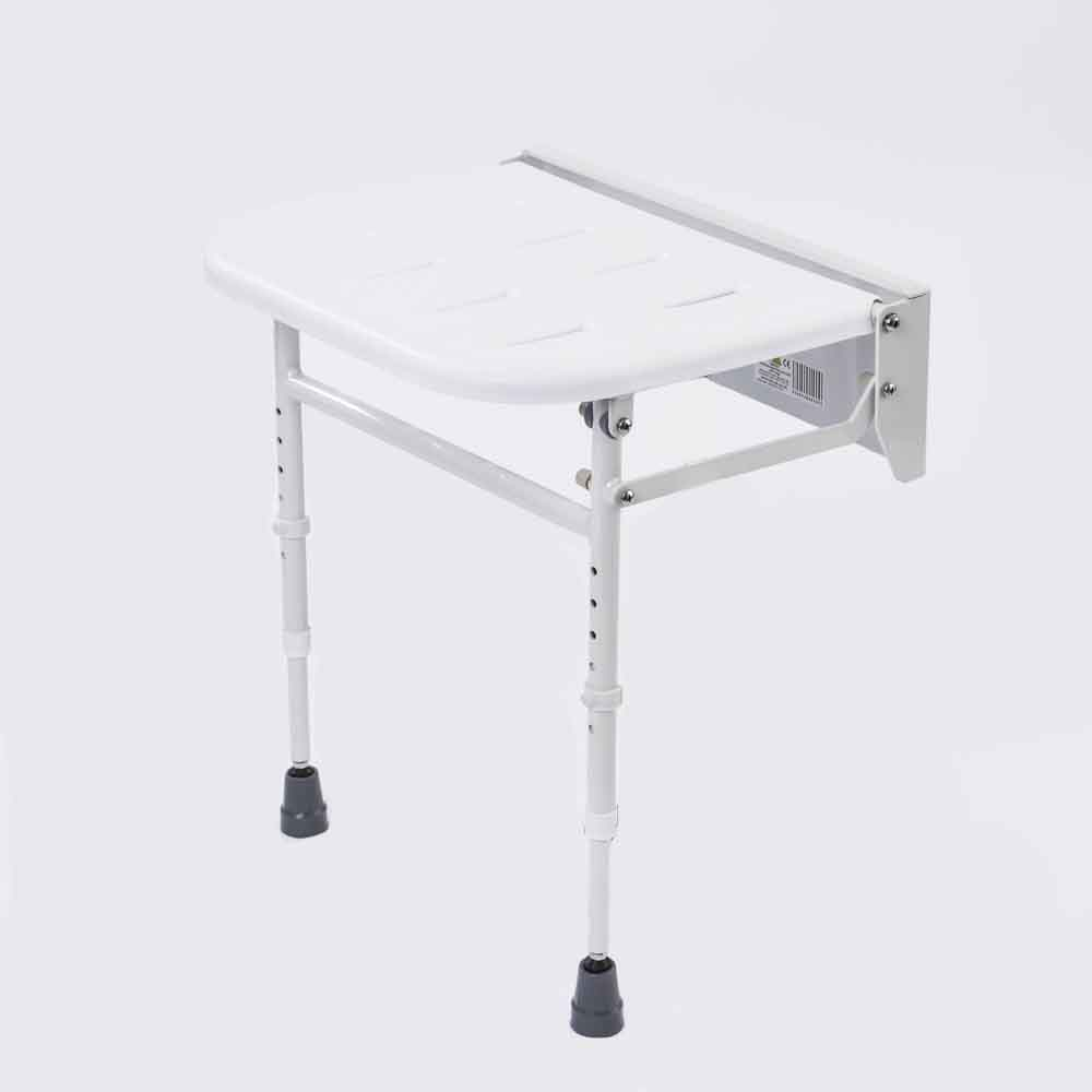 Folding Shower Seat (with Legs)