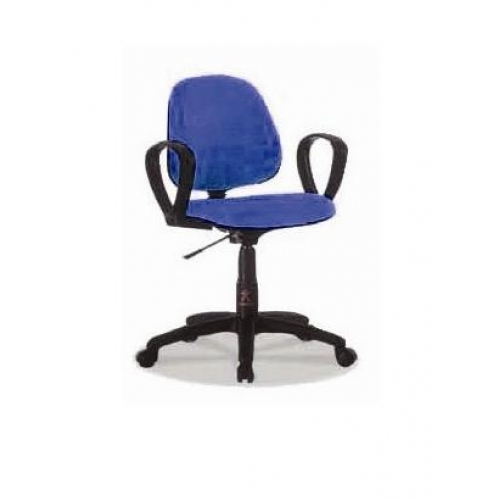 Typist Chair with Armrest TWS77 thumbnail image 1