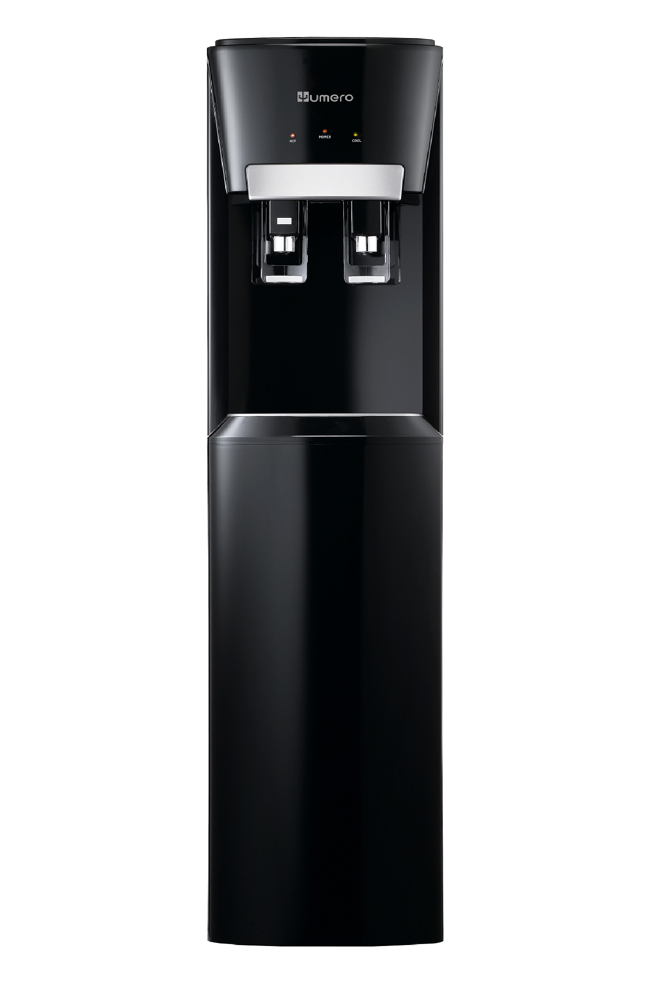Humero Puri Classic HB-640 Black Hot/Cold Filtered Water Dispenser thumbnail image 1