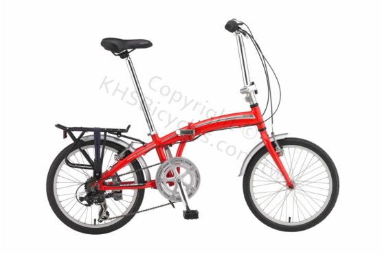 KHS Bicycle Red thumbnail image 1