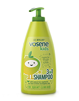 Vosene Kids 3 in 1 Conditioning Shampoo 400ml  thumbnail image 1