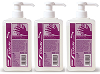 3x Seraman Gentle Hand & Skin Cleanser - 500ml (pack of 3) thumbnail image 1