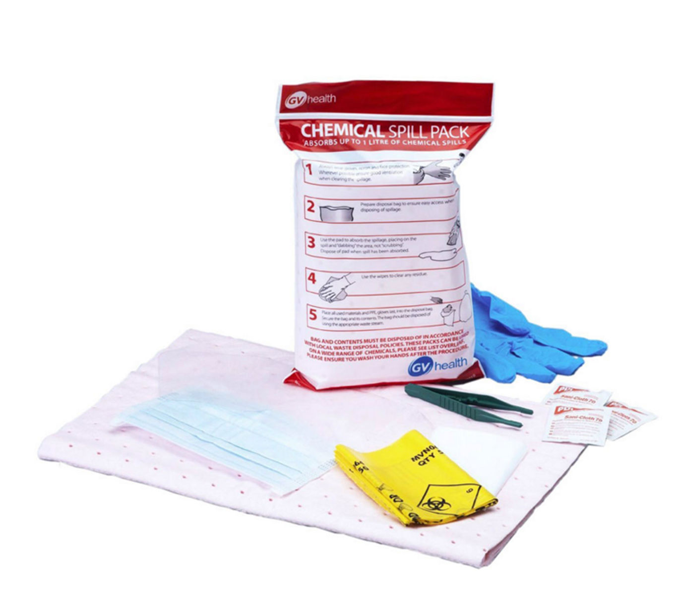 GV Health Chemical Spill Pack thumbnail image 1
