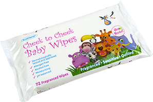 Cheek to Cheek Baby Wipes (1 Pack) thumbnail image 1