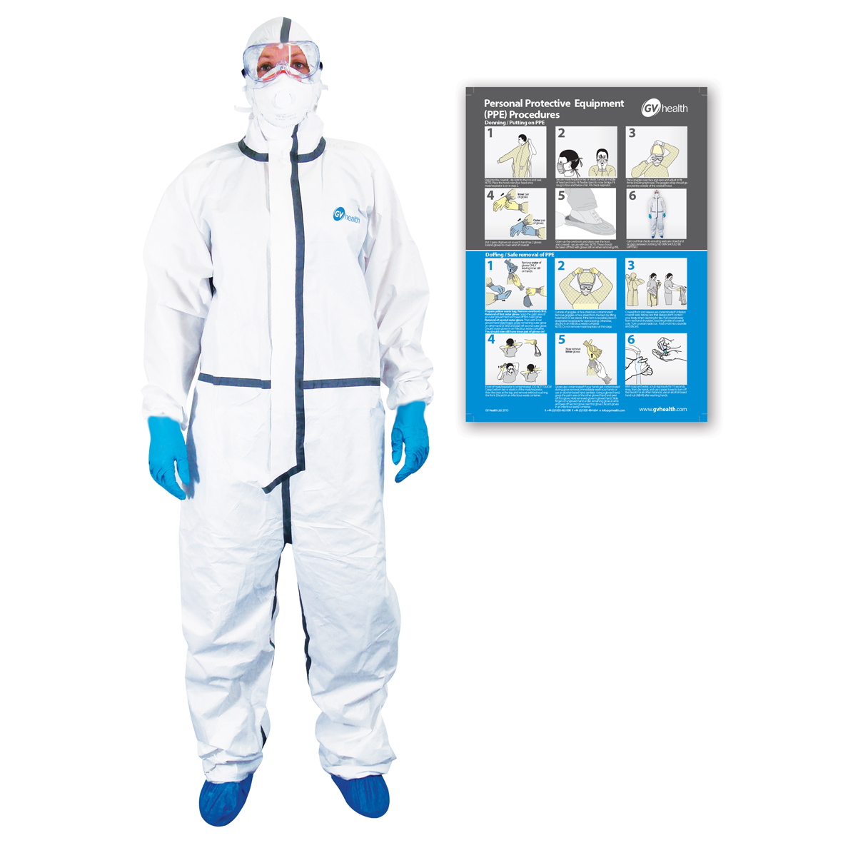 GV Health Containment Personal Protective Equipment thumbnail image 1